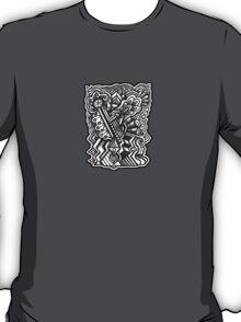 Design 018s1 - by Kit Clock T-Shirt