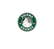 Ariana Grande - Starbucks by foulemilch