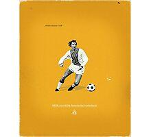 Cruyff Photographic Print