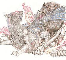Fantasy Battle by Lyrebird