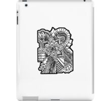 Design 021s1 - by Kit Clock iPad Case/Skin