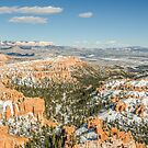 Inspiration Point in Bryce Canyon National Park by Sue Smith