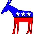 Democratic Donkey by ShopBarack