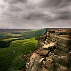 Stanage Edge by Paul Woloschuk