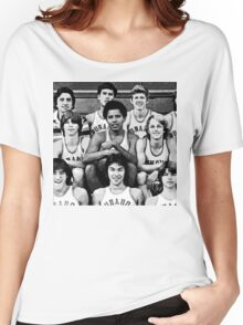 Obama Basketball  Women's Relaxed Fit T-Shirt