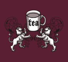 In Tea We Trust by Rosemary Black