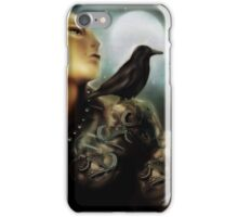 As the Crow flies [Version 2] iPhone Case/Skin