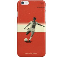 Van Basten iPhone Case/Skin