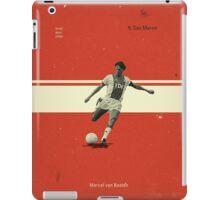 Van Basten iPad Case/Skin