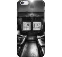 1st  Class Passengers only. iPhone Case/Skin