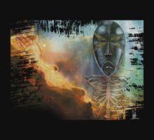 cosmic shaman 17 by arteology
