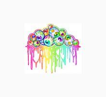 Slimy Pile of Eyes (Rainbow) Unisex T-Shirt
