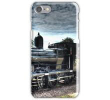 2705 at Buxton station. iPhone Case/Skin