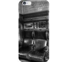 First Class. iPhone Case/Skin