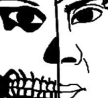 Tate ahs Evan Peters Sticker