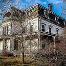 Sidney Fairbanks House Winchendon, MA by Rebecca Bryson