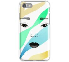 Showcase Face One iPhone Case/Skin