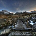 Another brige over a river near Llyn Idwal! by Owen Burke