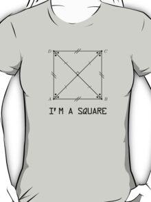 I'm a square T-Shirt