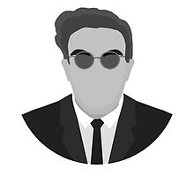 Dr. Strangelove - The Faces of Peter Sellers by BenFraternale