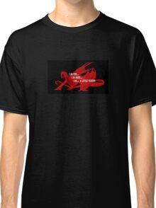 Smaug Fire Death Tea Humor Classic T-Shirt