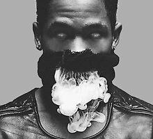 Travi$ Scott Smoke Photo by jakeee