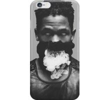 Travi$ Scott Smoke Photo iPhone Case/Skin