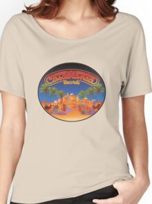 Casablanca Records Women's Relaxed Fit T-Shirt