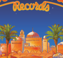 Casablanca Records Sticker