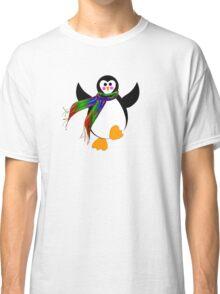 Winter Penguin Classic T-Shirt