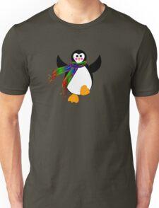 Winter Penguin Unisex T-Shirt