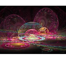 'Circus World' Photographic Print
