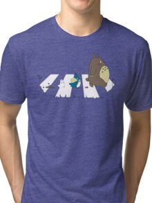 Neighbor's Road Version 2 Tri-blend T-Shirt