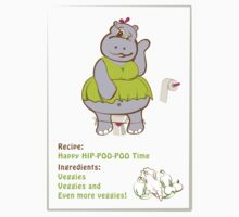 Happy Hip-Poo-Poo Time! by Lovliebutterfly