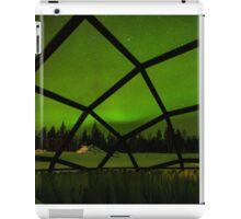 Inside the Glass Igloo iPad Case/Skin