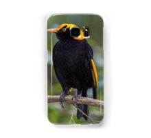 Regent Bower Bird Samsung Galaxy Case/Skin