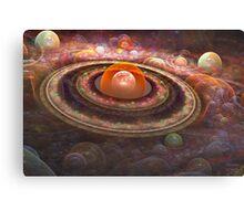 'Ring Thing' Canvas Print