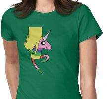 Adventure Time - Lady Rainicorn in Mint Womens Fitted T-Shirt