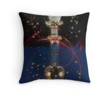 Apothecary 4 Throw Pillow