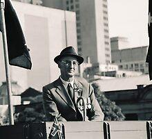 Melbourne ANZAC day parade ca.2001 - 01 by Norman Repacholi