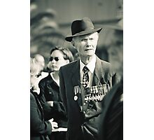 Melbourne ANZAC day parade ca.2001 - 02 Photographic Print