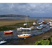 Abersoch Harbour Photographic Print