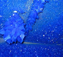 Seizure: Blue in Copper Sulphate by Yonmei