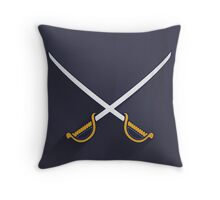 Buffalo Sabres Minimalist Print Throw Pillow