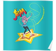 Jem and the Holograms shirt # 2 Poster