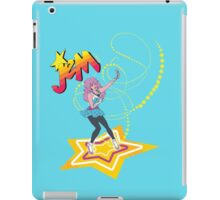 Jem and the Holograms shirt # 2 iPad Case/Skin