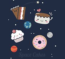 Space Cakes by atomickid