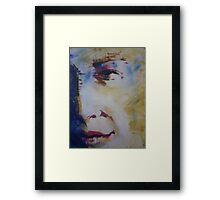 Portrait Framed Print