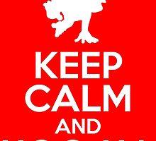 Keep Calm and Hoo-Ha! by Kiro13