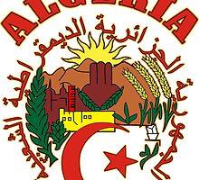 Algeria Coat of Arms by ukedward